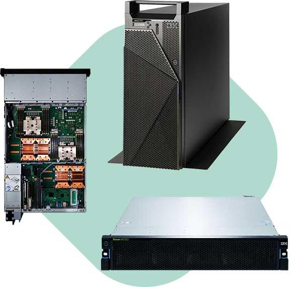 IBM Server POWER SERVER
