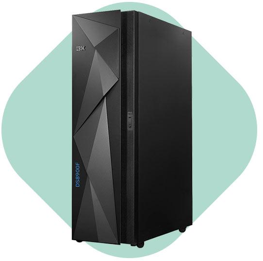 Speicherystem IBM DS8000