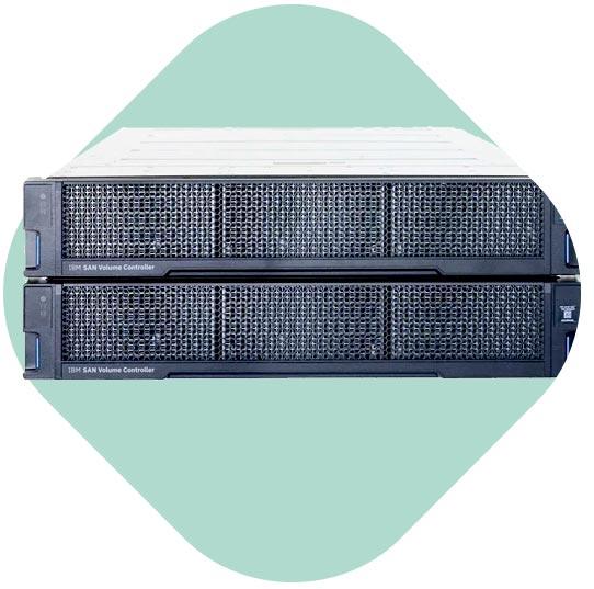 Speichersystem IBM System Storage SAN Volume Controller (SVC)